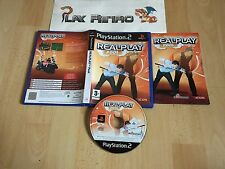 PLAY STATION 2 PS2 REALPLAY POOL COMPLETO PAL EUR