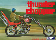 MPC Thunder Chopper Custom Motorcycle model kit 1/8 Re-Issue!