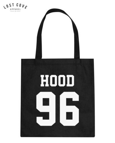 Hood 96 Tote Shoulder Bag Handbag Canvas Fangirl Clifford Irwin Hemmings 94 5SOS