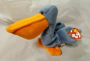 0dd4fd20499 Image is loading Rare-Scoop-the-Pelican-Original-Ty-Beanie-Baby-