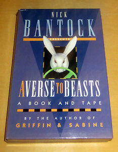 Nick-Bantock-1994-AVERSE-TO-BEASTS-23-REASONLESS-RHYMES-PSYCHEDELIC-SURREALISM