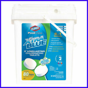 No Tax Clorox Pool Amp Spa Xtrablue 3 Quot Chlorinating Tablets