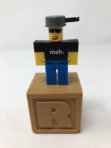 Haggie125 Roblox Mini Figure W Virtual Game Code Series 2 New Ebay - Roblox Series 2 Blind Box Meh No Code Ebay