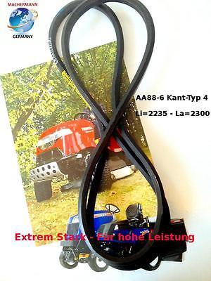 Nr.255 Keilriemen 5L-480 Riemen 15,8x1219mm Antriebsriemen MTD 754 0370