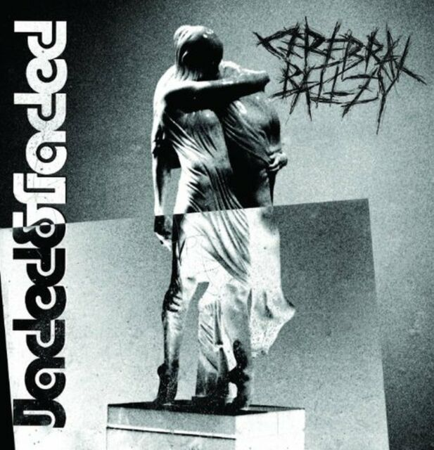 CEREBRAL BALLZY Jaded & Faded 2014 US 13-track CD SEALED / NEW