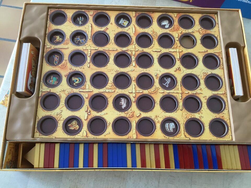 Faraos Pyramider, brætspil