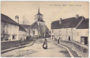 CPA-21310-BeZE-Eglise-animee-Edit-L-V