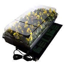 Germination Station Seed Starter Kit Heatable CK64050 Hydrofarm Humidity Dome