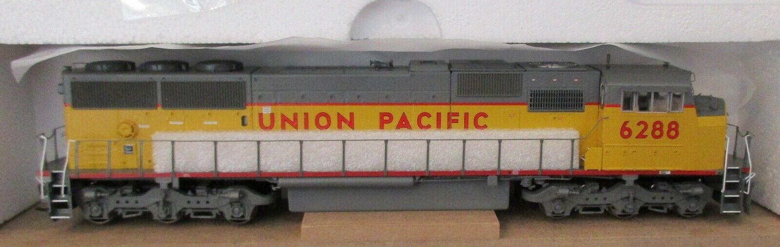 auténtico Escala Ho Athearn Genesis SD60M Union Pacific  6288 6288 6288 - DCC sonido-G67395  garantía de crédito