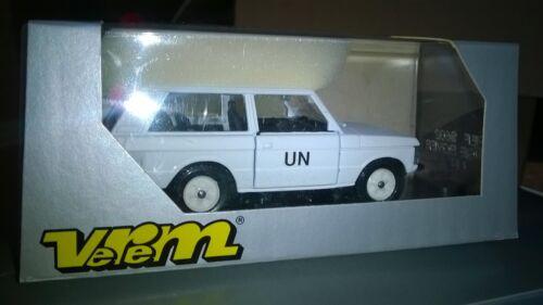 VEREM 1//43 U N Range Rover NEUF en boîte
