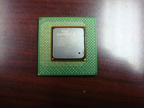 Intel Pentium 4 YD80528PC025G0K SL4WU  1.60 GHz Processor