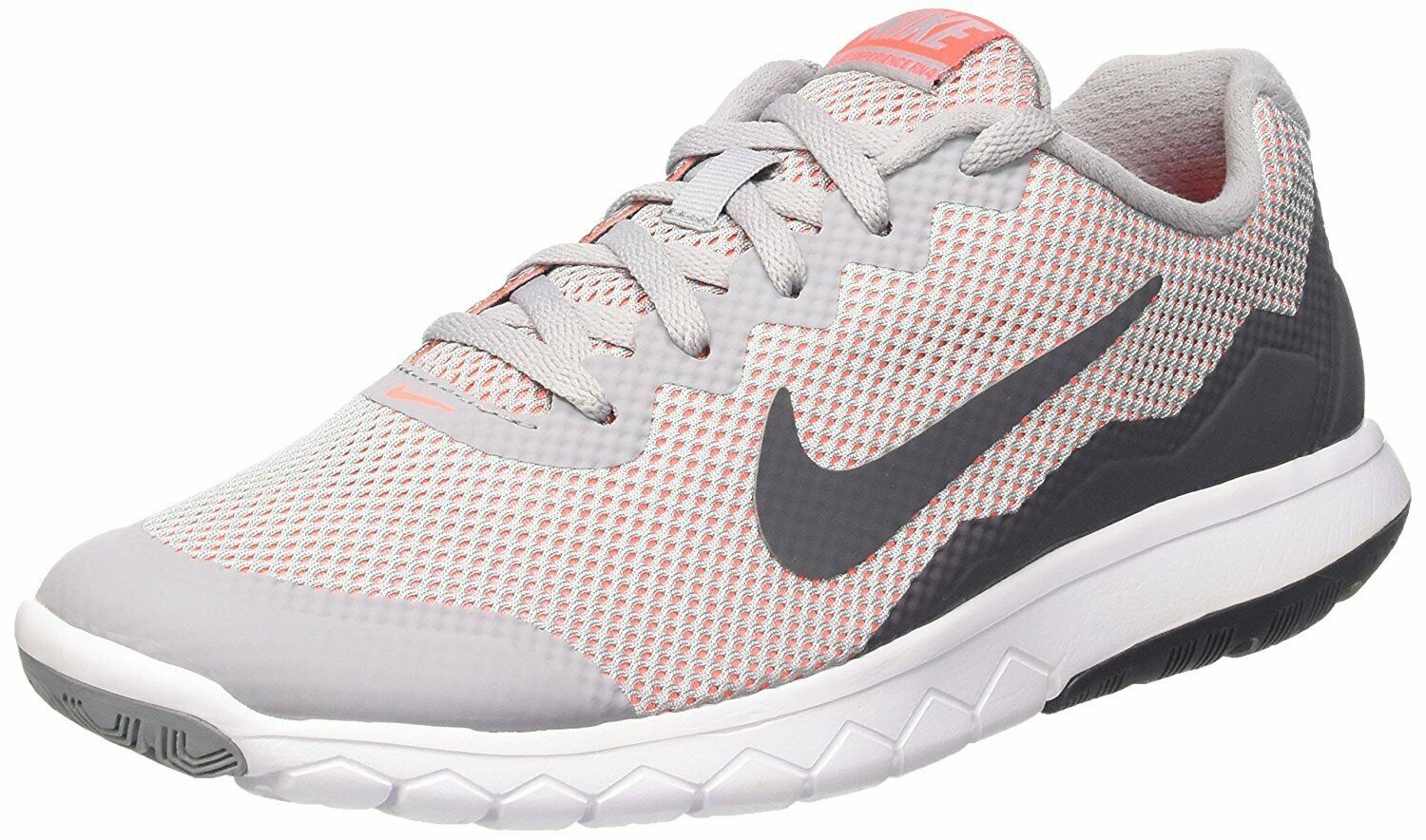 Nike Men's Flex Experience RN (Grey) Running shoes, 8 B(M) US