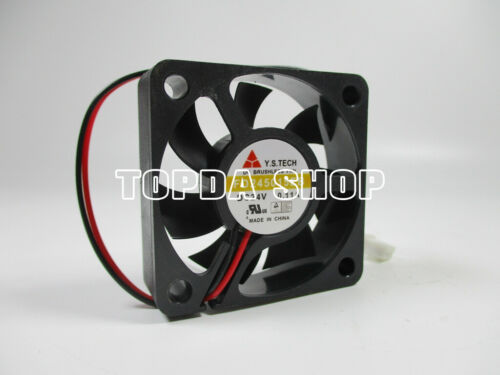 1pc Y.s.tech FD245015EB 24V 0.11A 50*50*15mm inverter fan #zh