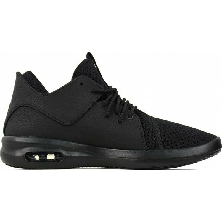 Nike JORDAN SNEAKERS - FIRST CLASS - MENS BASKETBALL SHOES - BLACK