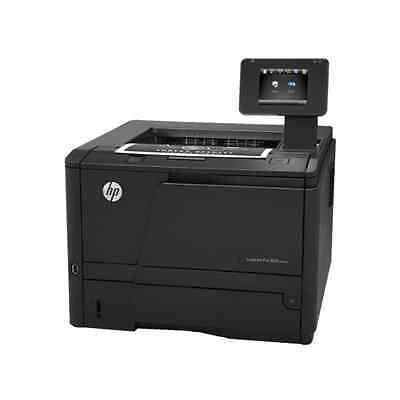 HP LaserJet Pro 400 Drucker M401dn CF278A S/W Laserdrucker Duplex Netzwerk USB