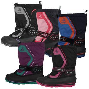 Kamik-Snowcoast4-Kinder-Winterstiefel-Boots-Schnee-Stiefel-Winter-Schuhe-NK4852