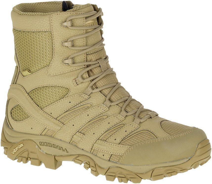 Merrell Moab 2 8  Aguaproof j15841  táctico ejército botas botas de combate caballeros  marcas en línea venta barata