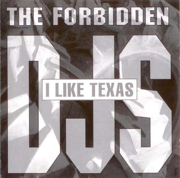 The Forbidden DJs* ‎– I Like Texas CD Swamp Terrorists Front Line Assembly Kiew