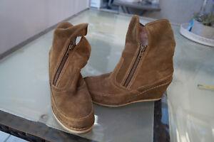 74ea01455ff528 Das Bild wird geladen TAMARIS-Damen-Winter-Schuhe -Keil-Stiefel-Stiefeletten-Boots-