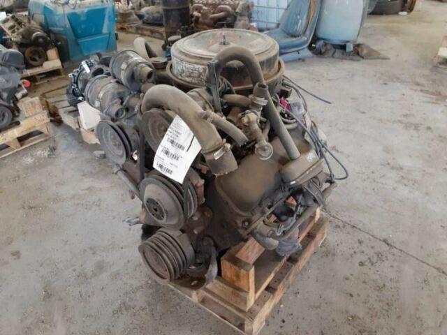 1986 Gmc Truck Heavy Duty Engine Assembly 8