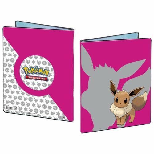 Pokemon Eevee 2019 Ultra Pro 9 Pocket Trading Card Portfolio Binder Folder