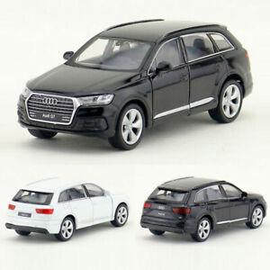 1-36-Audi-Q7-SUV-Die-Cast-Auto-Modellauto-Spielzeug-Sammlung-Pull-Back-Geschenk