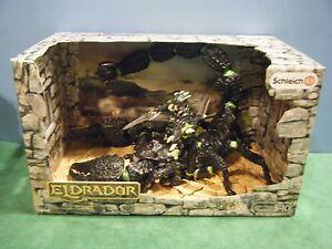 Schleich Eldrador Scorpion # 70124 * nouveau *
