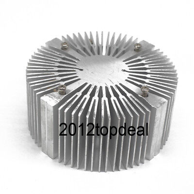 1pc 90*40mm Aluminium Heatsink 44mm Len for 20W 50W 100W High Power led bead