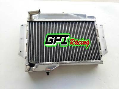 3 ROW 56MM ALUMINUM ALLOY RADIATOR FOR MGB GT//ROADSTER TOP-FILL 1968-1975