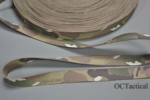 1-inch-25mm-MilSpec-Multicam-Nylon-Webbing-Double-Sided-10-Yards-Made-by-MMI