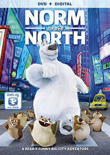 Norm of the North DVD   BRAND NEW, FREE, FIRST CLASS SHIPPING !!!!