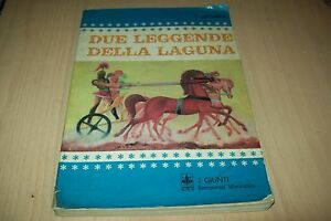 F-CALZAVARA-DUE-LEGGENDE-DELLA-LAGUNA-GIUNTI-MARZOCCO-1973-BUONO