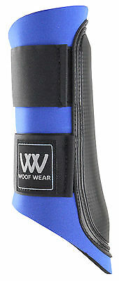 NEW - WOOF WEAR CLUB BRUSHING BOOT HORSE/PONY IN VARIOUS COLOURS S/M/MXW/L/XL