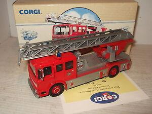 Corgi-97386-AEC-echelle-pour-Bristol-Incendie-Brigade-en-1-50-Echelle