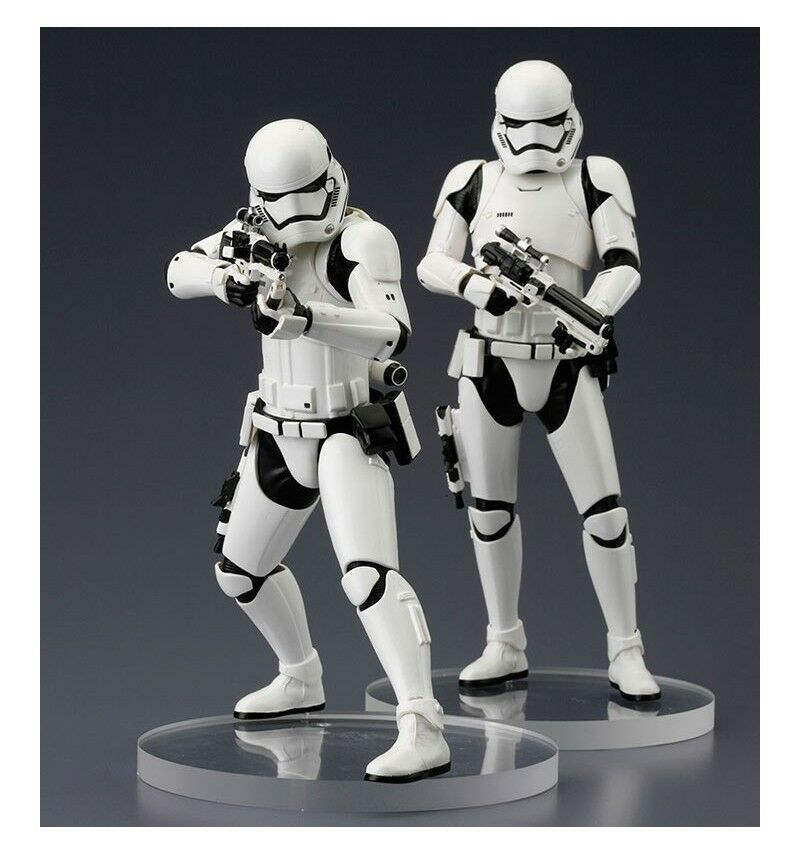 Kotobukiya Star Wars VII Pacco Personaggio Stormtrooper First Order Disponibile