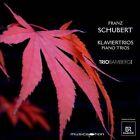 Franz Schubert: Klaviertrios (CD, Sep-2012, Musicaphon)