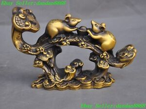 9-Chinese-brass-fengshui-wealth-Yuanbao-ruyi-animal-mice-mouse-rat-lucky-statue