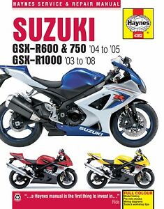 2008-2010 suzuki gsxr600 factory service repair manual 2009 downl.