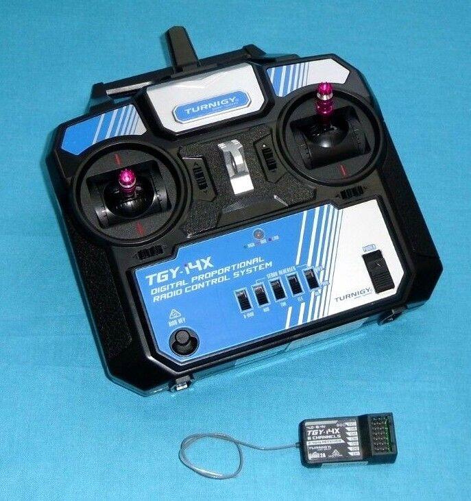 Radio Control 4 Channel System