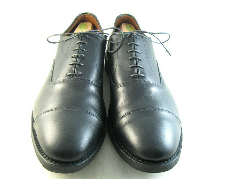 Allen Edmonds  Park Avenue  Oxford 16 D Negro (1144)