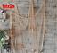 miniatuur 3 - 1.5x2m Vintage Nautical Fishing Net Seaside Wall Beach Party Sea Shells Decorati