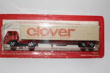 """Playart Majorette Road Champs """"Clover Stores"""" Semi Truck Blister"""