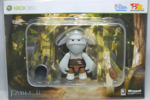 XBOX 360 HOBBE  FABLE 2 II 2.5/'/'ACTION FIGURE BY TOY2R QEE MICROSOFT HTF