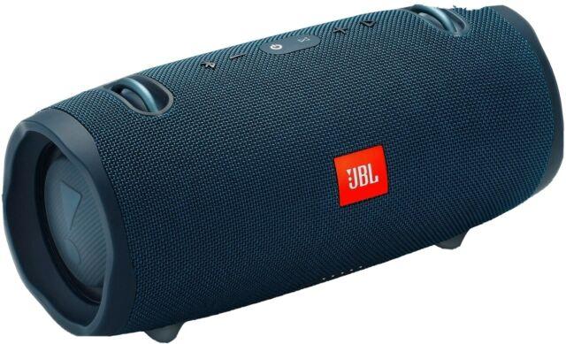 JBL Xtreme 2 Bluetooth Mini-Lautsprecher Blau Neu und OVP