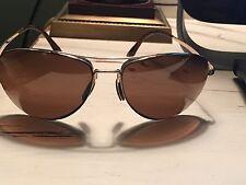 Preowned Maui Jim Prescription Pilot Sunglasses