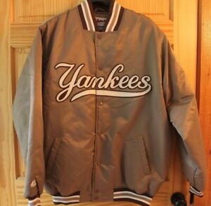 Majestic Giacca Bomber New York Yankees