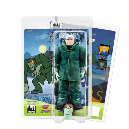 Creeper Figures Toy Company Hanna Barbera Scooby Doo Series 2 Figure