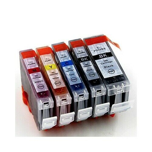 25 ink for CANON PIXMA iP4500 iP5200 MP530 MP800 MP830 CLI8