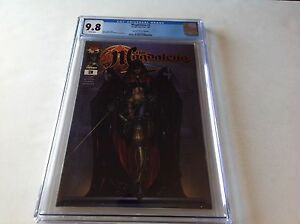 MAGDALENA 3 CGC 9.8 WHITE PAGES DYNAMIC FORCES HOLOFOIL VARIANT IMAGE COMICS