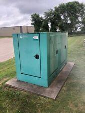 Cummins 60kw Electric Generator With Transfer Switch